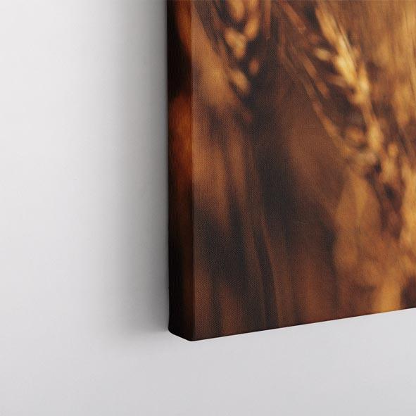 Buğday Temalı Kanvas Tablo -y421