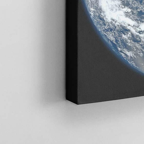 Dünya Temalı Kanvas Tablo-ck20