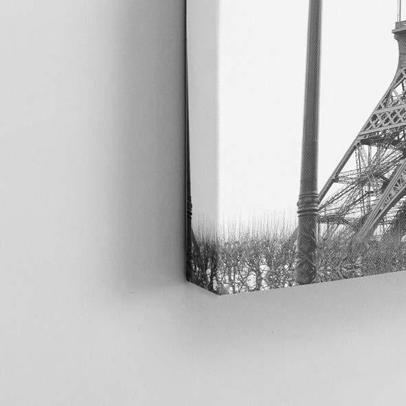 Eyfel Kulesi Temalı Kanvas Tablo-k038