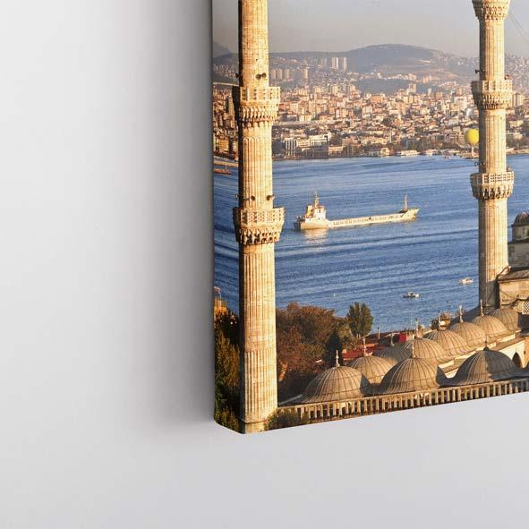 Sultan Ahmet Camii Kanvas Tablo-Y486